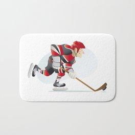 Hockey Bath Mat