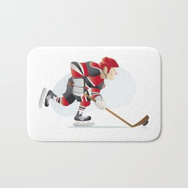 Hockey Bath Mat