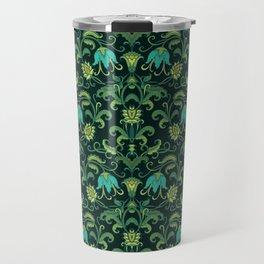 Forest bellflowers Travel Mug