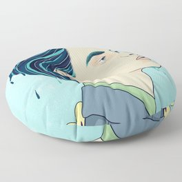 Aquarius Floor Pillow