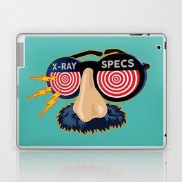X-Ray Beaglepuss Specs Laptop & iPad Skin