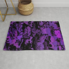 Trendy purple Collection 6 Rug