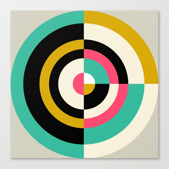 Target II Canvas Print