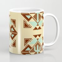 southwest Mugs featuring Southwest by S. Vaeth