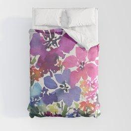 Pretty Poppy Patch Comforters