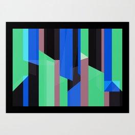 LSP2 Art Print