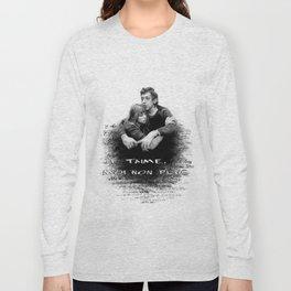 Je t'aime - Jane Birkin & Serge Gainsbourg Long Sleeve T-shirt