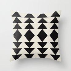 Desert Quest Throw Pillow