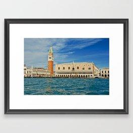 Piazza San Marco Framed Art Print