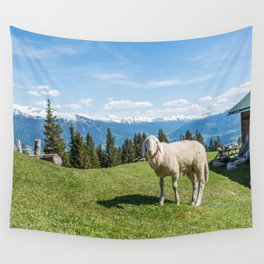 Me, the Sheeple?! Wall Tapestry