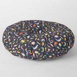 Plankton Floor Pillow