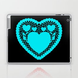 You pull on my heart strings Laptop & iPad Skin