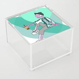 Boba Skelly Acrylic Box