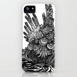 Hidden Cuttlefish iPhone Case