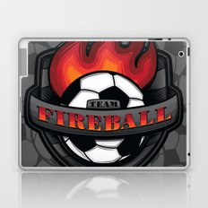 Team Fireball Laptop & iPad Skin