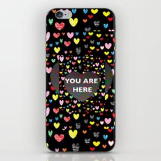 You're In My Heart iPhone & iPod Skin