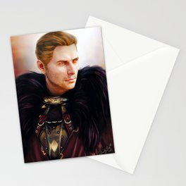 Commander Cullen Stationery Cards