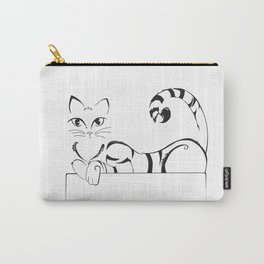 Goober Abstracted Carry-All Pouch