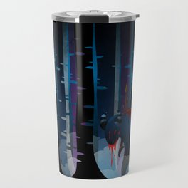 The monster Travel Mug