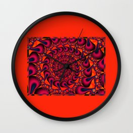 Whirling dervishes Wall Clock
