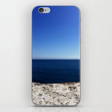 Blue Hues iPhone & iPod Skin
