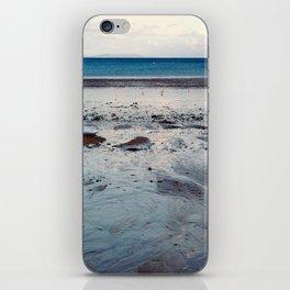 Blue Beach iPhone Skin