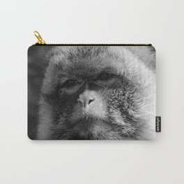 Monkey Close-up Carry-All Pouch