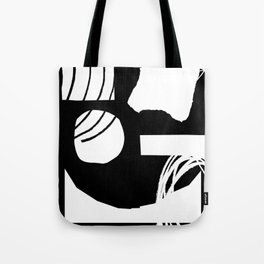 Jazz Party Tote Bag