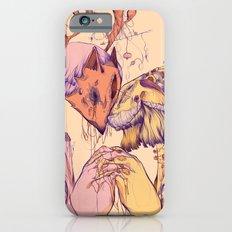 Love On Empty Stomachs iPhone 6s Slim Case
