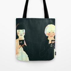 CLOUD ATLAS Tote Bag