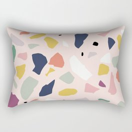 Big Terrazzo Rectangular Pillow