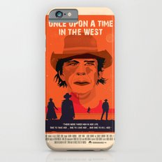 Once Upon A Time In The West Poster: Harmonica iPhone 6s Slim Case