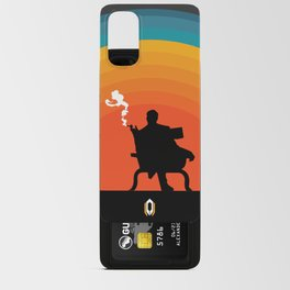 The illusive man Android Card Case