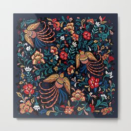 phoenix dance Metal Print