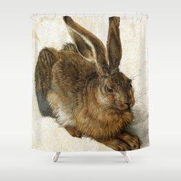 Albrecht Durer Hare Shower Curtain