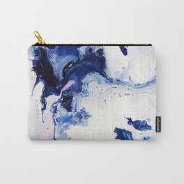 Riveting Abstract Watercolor Painting Carry-All Pouch