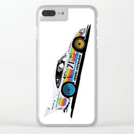 Paul Newman 935 K3 Clear iPhone Case
