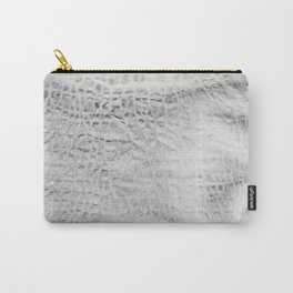 Skin #1_Bone White Carry-All Pouch