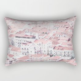 Urban View Rectangular Pillow