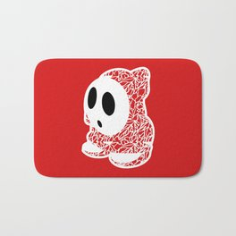 ShyGuy #CrackedOutBadGuys Bath Mat