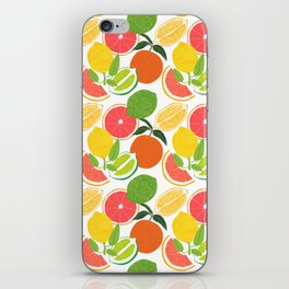 Citrus Harvest iPhone Skin