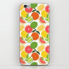 Citrus Harvest iPhone Skin