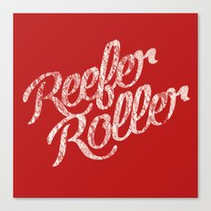Reefer Roller Canvas Print