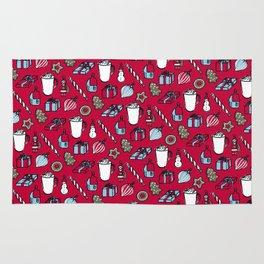 Xmas Stuff – Red Rug