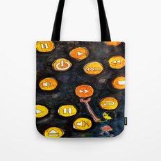 I want Fast Forward! Tote Bag