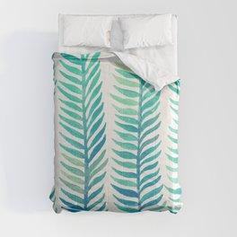 Seafoam Seaweed Comforters