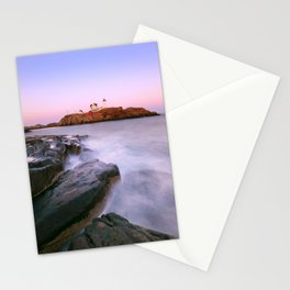Nubble Point Stationery Cards