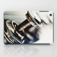 trumpet iPad Cases featuring Tough Trumpet... by Bob Daalder
