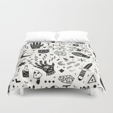 Witchcraft II Duvet Cover