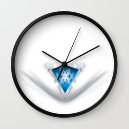Nighthawk Drip Wall Clock